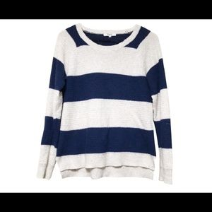Madewell Nautical Striped Sweater